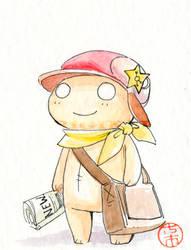 Paperboy by nemu-nemu