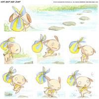 Page 8 - Hop Skip and Jump by nemu-nemu