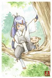 On the Lookout by nemu-nemu