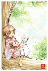 Storytime by nemu-nemu