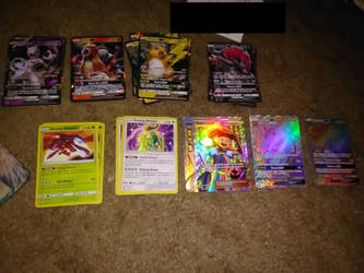 Pokemon Cards all opened :) by kaisernathan1701