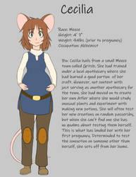 Cecilia's Profile by ER-Chan