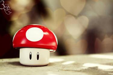 Cute Mushroom ... by aoao2
