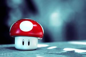 Super Mushroom ... by aoao2