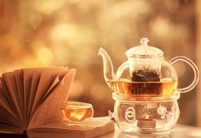 Shiny tea ... by aoao2