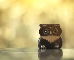 Owl ... by aoao2