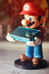 Mario DS Holder by aoao2