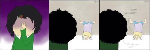 Misadventures: It's Never Okay by Hafniums