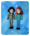 .: Betty and Simon :. by Angeru-Charms