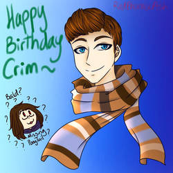 Crimmy's Bday  by RedPhoenixAsh