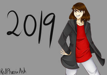 2019 Persona by RedPhoenixAsh