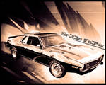 ACX Muscle Car wallpaper by MarkyDMan