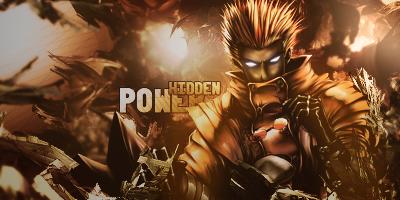 Hidden Power by MarkyDMan