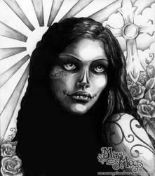 Dia De Los Muertos by Meggyb