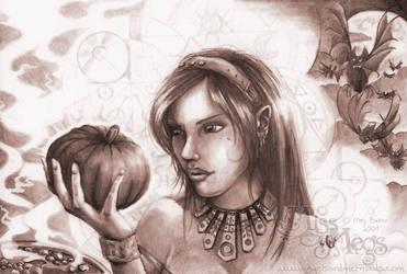 Pumpkin Pie by Meggyb