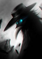 Plague Doctor by simplefox666