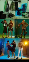 the portraiture - series by wwwdotcom