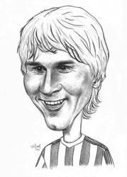 Messi by WilliamGioachino
