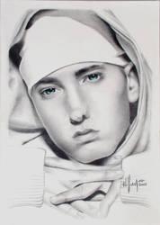 Eminem by WilliamGioachino