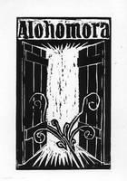 Alohomora by Farfadine