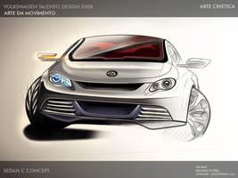 Volkswagen by RickSIC