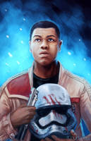 Finn by AngelofDeathz