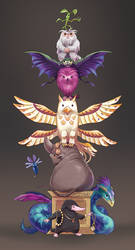 Fantastic Beasts and Where to Find Them by AngelofDeathz