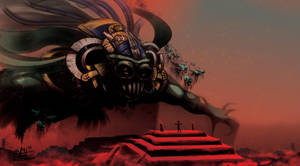 Tlalocan by Cesar-fps