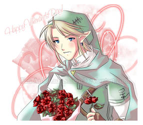 :Link-Happy Valentine's Day: by Nardhwen