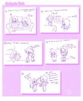 .:Short Comic 4 - Apologetic Circle:. by Nardhwen