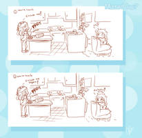 .:Short Comic 5-Mustard Gas?:. by Nardhwen