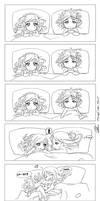 Short Comic - 32: Put Down the Phone by Nardhwen