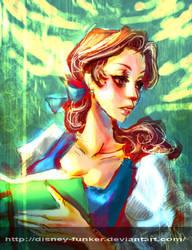 Belle moods -- BatB by Disney-Funker