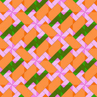 Three color square tiling by markdow