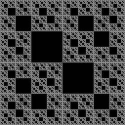 Diagonal square pair gasket by markdow