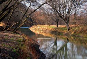 Catfish Creek by cadydid