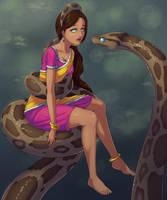 Jyoti's Encounter by HypsterMindwipe