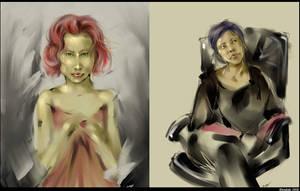 girls by toubab
