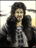 sir leodagan by toubab