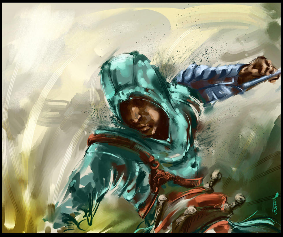 assassino by toubab