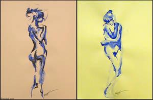 nue de femmes 1-3 by toubab