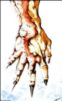 membre hybride 1 by toubab