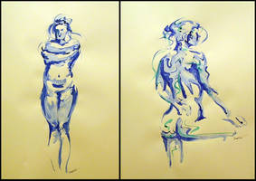 femme nue 1 by toubab