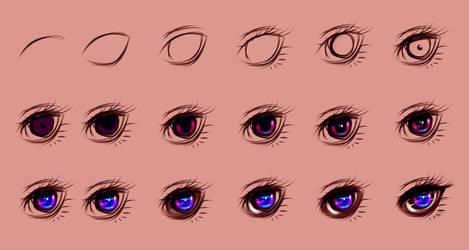 eye process 7 by ryky