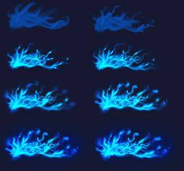 Blue magic - tutorial by ryky