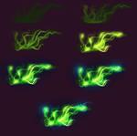Green magic - tutorial by ryky