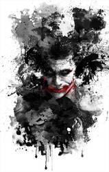 The Joker by ryky