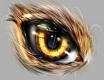 Beast eye by ryky