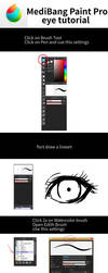 EASY EYE TUTORIAL by ryky
