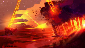 Up  - VIDEO SPEEDPAINTING (descriptions) by ryky